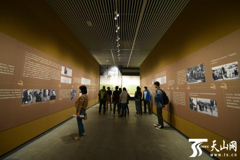 新疆美术馆、新疆文化馆即将开馆
