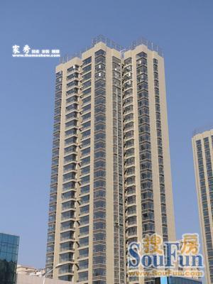 2021年4月天津市王顶堤商圈写字楼市场租赁情况