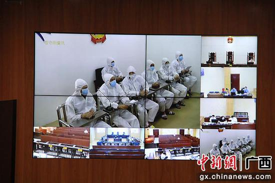 贺州市八步法院开庭审理盗掘古墓葬、倒卖文物案