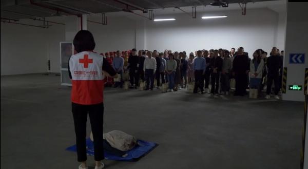 """瑞安市人防指挥部组织开展""""5•12""""人员疏散掩蔽演练"""