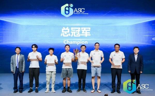 ASC20-21世界大学生超算竞赛落幕,暨南、清华分获冠亚军,多队取得佳绩
