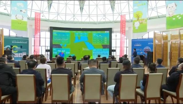 新右旗草原生态畜牧业大数据平台建设项目正式上线运行