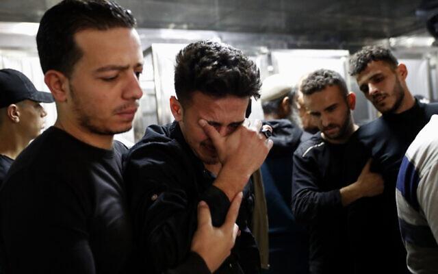 巴勒斯坦加沙地带卫生部:以色列空袭造成的死亡人数已升至67人