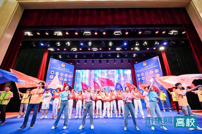 """第十七届""""挑战杯""""上海市大学生课外学术科技作品竞赛在上海电力大学举办"""