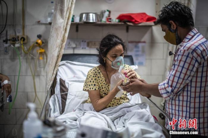 """缺医少药的印度乡村""""束手无策""""?变异病毒蔓延44国"""