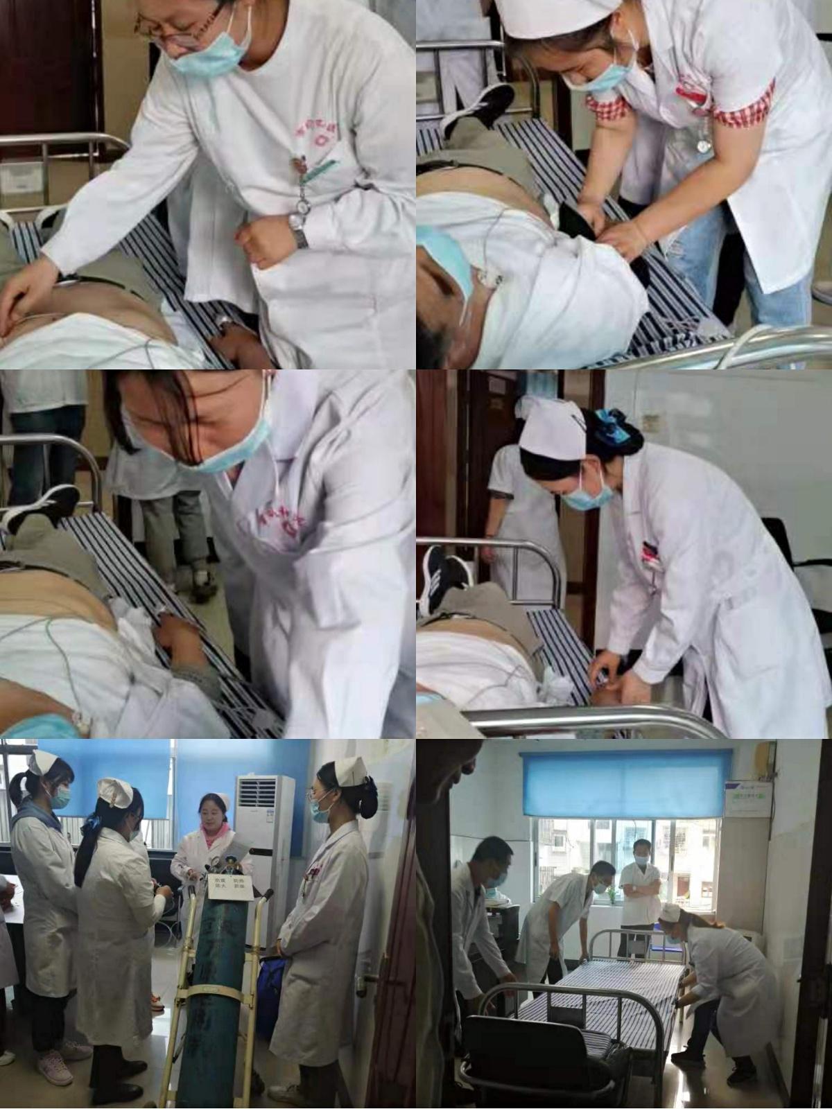 襄阳市同和医院开展512护士节活动