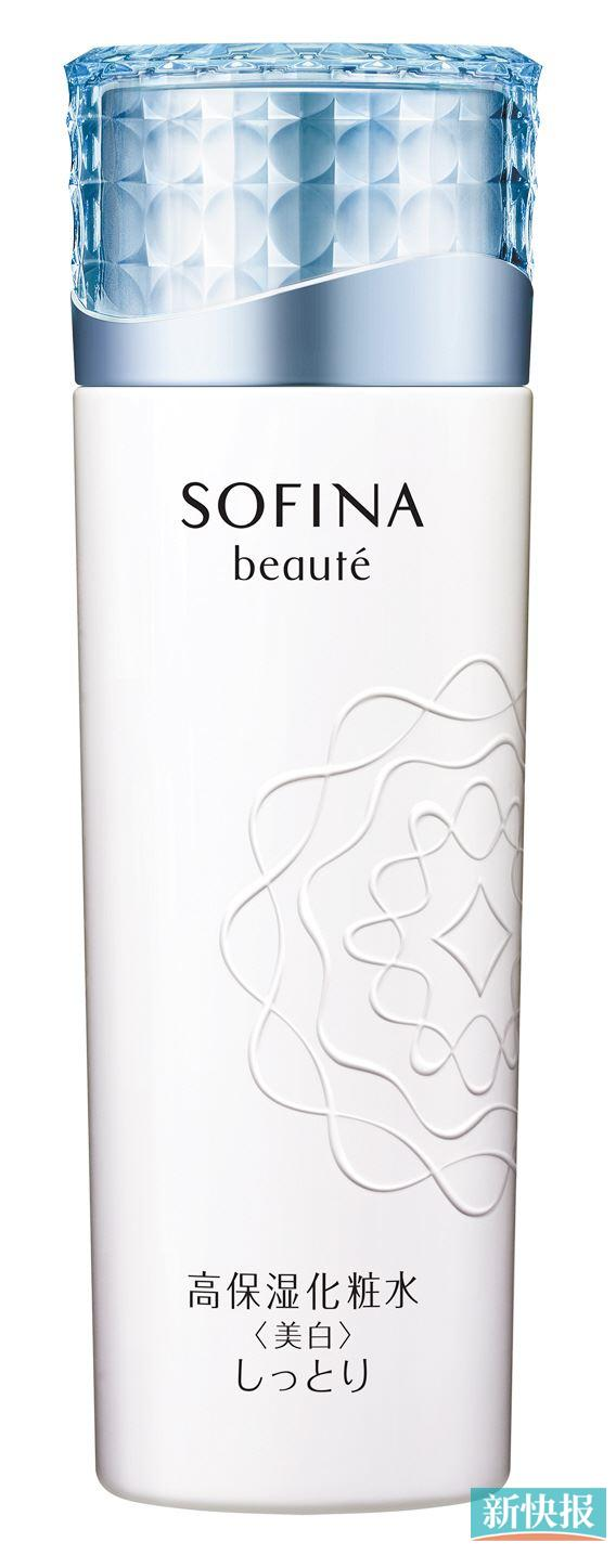 SOFINA苏菲娜 美白保湿一瓶兼得