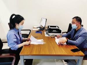 五华检察院帮助律师异地阅卷