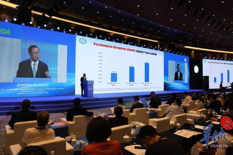 第二十届亚洲科学理事会大会在广州召开
