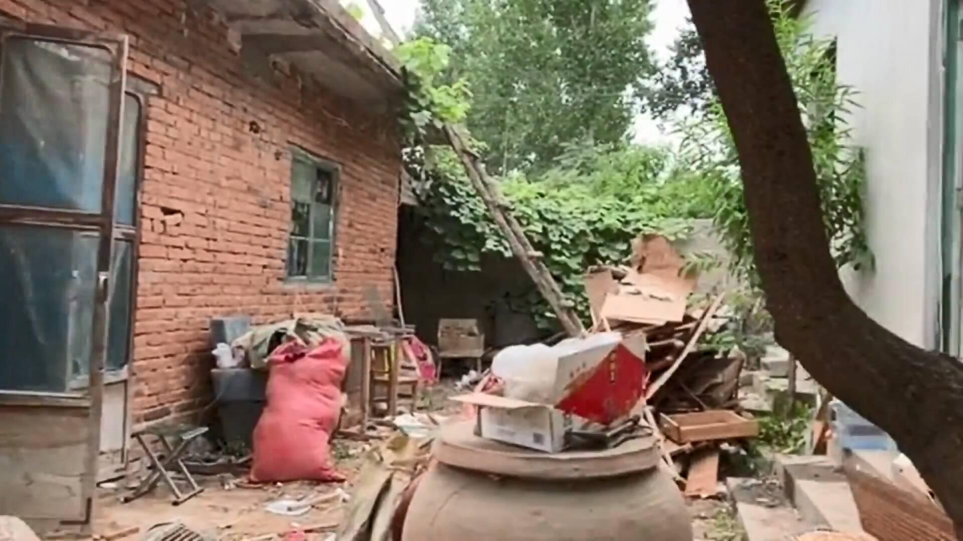 十个月爆改农村小院的临沂市民王刚:我自己都羡慕自己这种生活