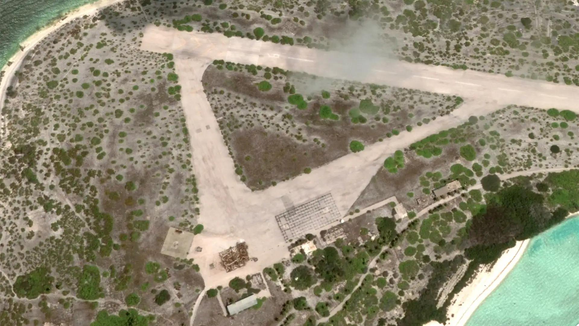 基里巴斯:中国帮助升级南太平洋机场仅供民用