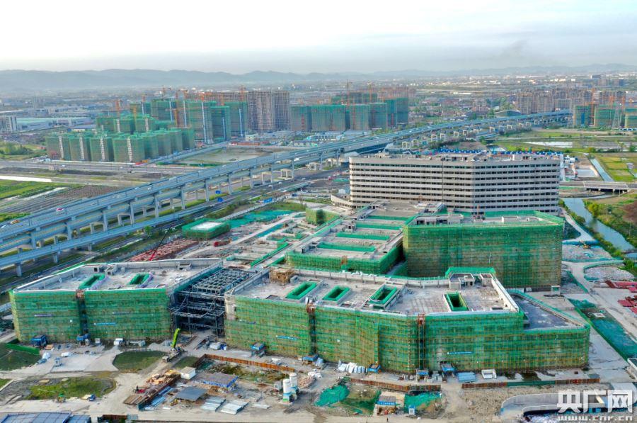 产业先行 宁波奉化打造长三角大健康产业示范新高地