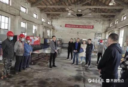 """安全宣传""""五进"""",文昌湖区安监环保局给企业上了一堂""""安全课"""""""