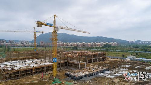 庐山市:办实事加快民生项目建设