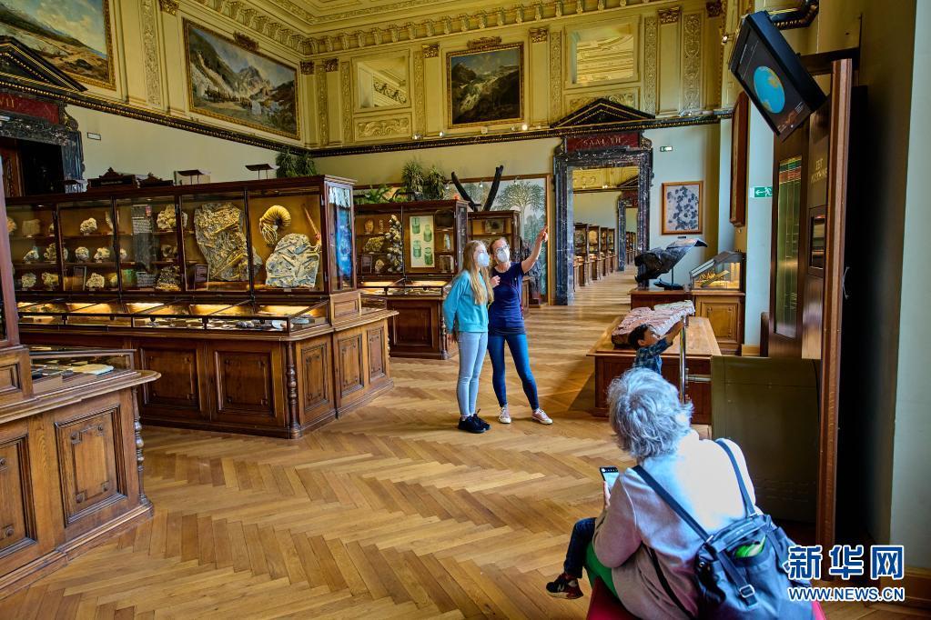走进维也纳自然历史博物馆【图】