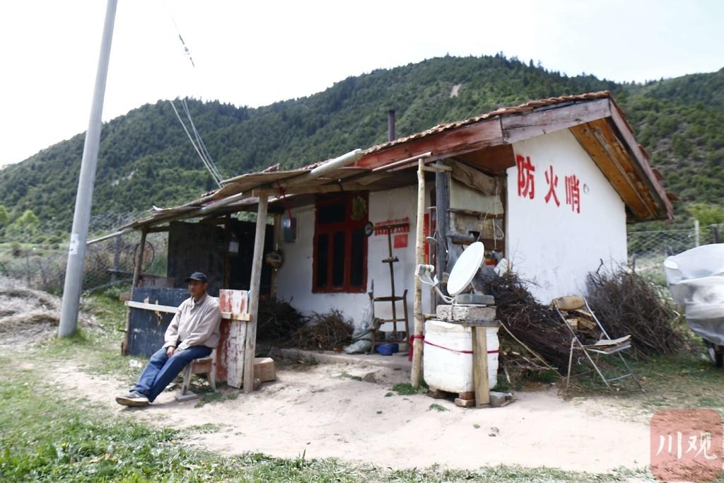 若尔盖县有林村寨实现防火哨全覆盖