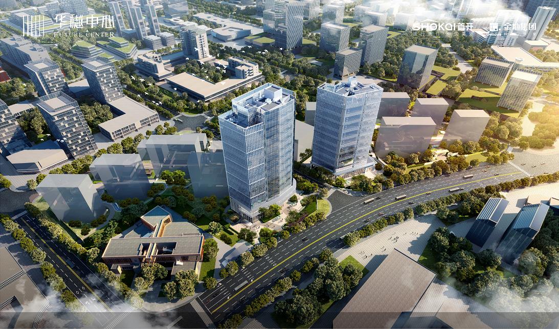 三大城市战略布局+数字科创地标,助力望京创新发展再升级