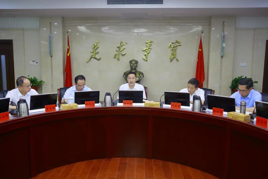 新任湖南省委常委、省纪委书记:提倡有话则短 无话则免