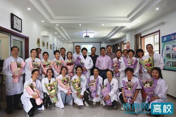 北京信息科技大学举行国际护士节庆祝活动