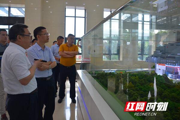 广西壮族自治区住房和城乡建设厅来永调研城市管理和综合执法工作