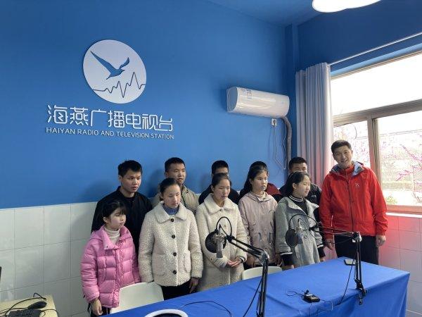 """浙江卫视成立""""海燕广播电视台"""" 培养视障学生的""""好声音"""""""