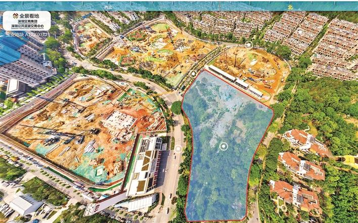 宝安25.44亿元出让A122-0372宗地  规划配建3.1万平方米只租不售人才住房