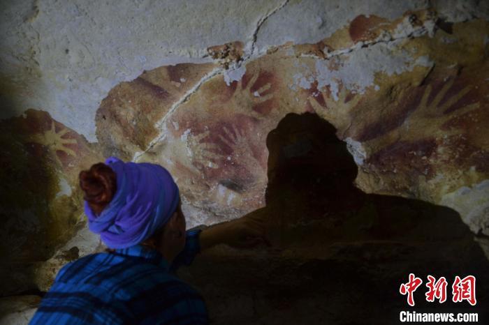 国际最新研究:气候变化或加剧数万年前古代岩画退化