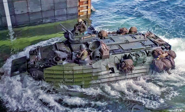 暴露诸多问题隐患,美国海军陆战队战力饱受质疑