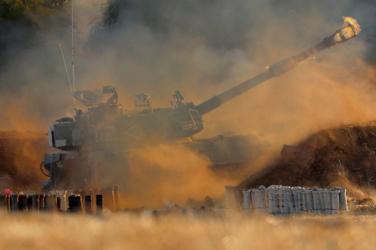 巴以冲突恐再升级,以色列地面部队集结