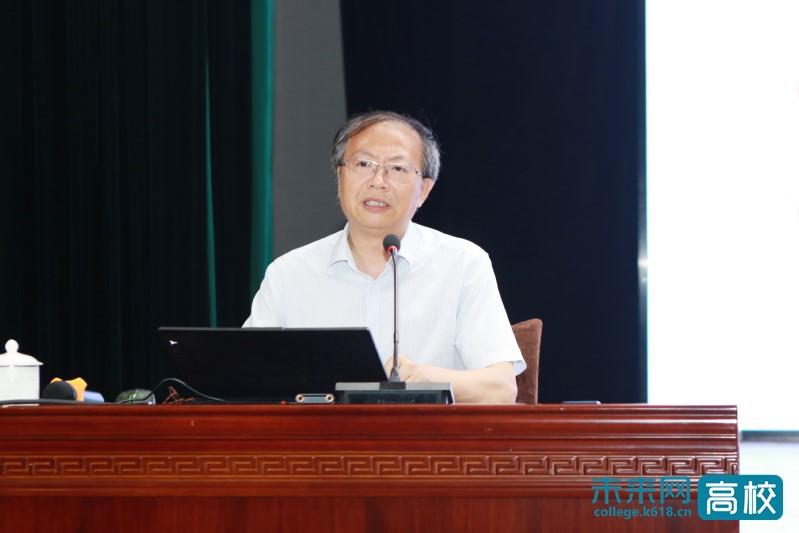 南京信息工程大学党委书记为青年学子讲授专题党课