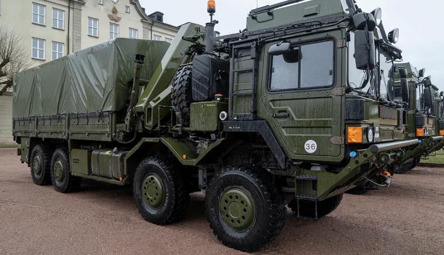 """美国向瑞典交付一批""""爱国者""""防空导弹"""