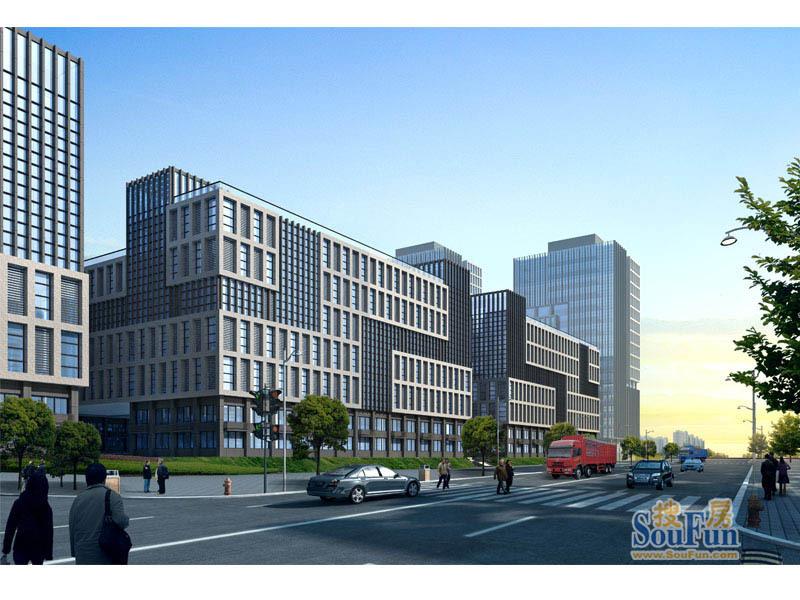2021年4月重庆市茶园新区商圈写字楼市场租赁情况