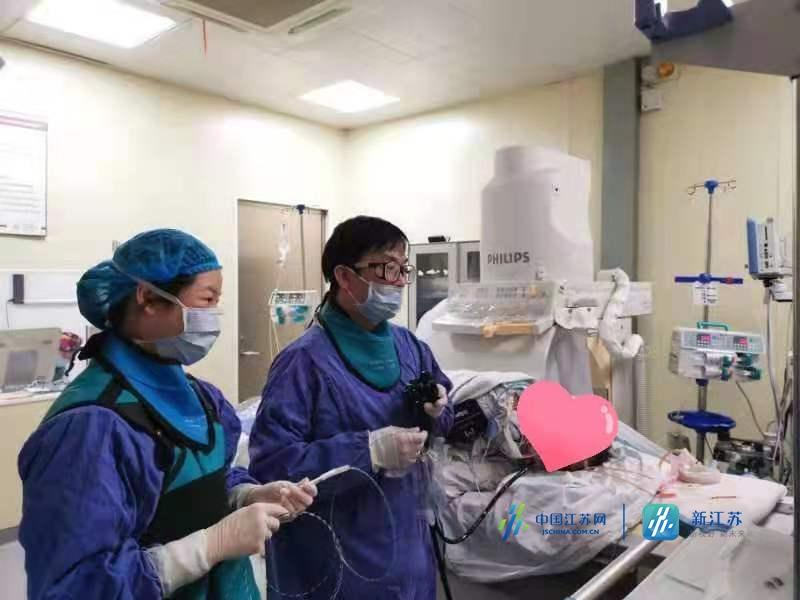冠心病手术前胆总管结石急性发作 两种微创技术联合使用解决大麻烦