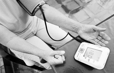 控好血压 享健康生活