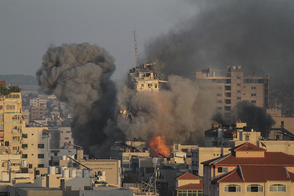 澎湃新闻:巴以战火再起 或影响大国中东战略