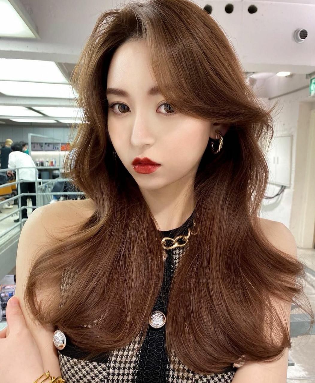 最适合亚洲女生的发型!