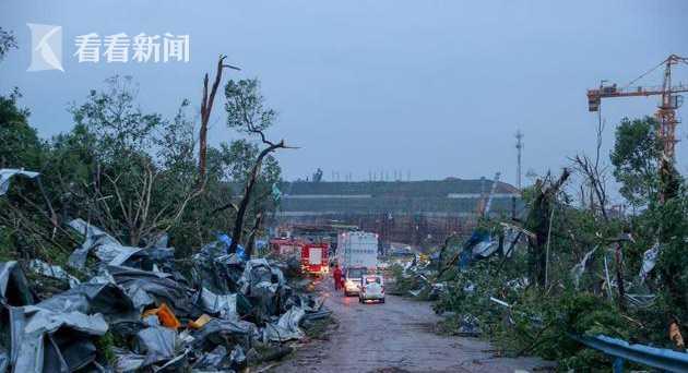 武汉龙卷风致6人死亡218人受伤 埋压伤者已送医