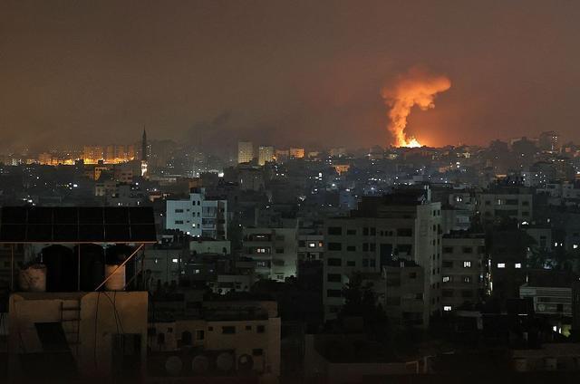 联合国:加沙30多所学校被以色列炮击,已无任何学校