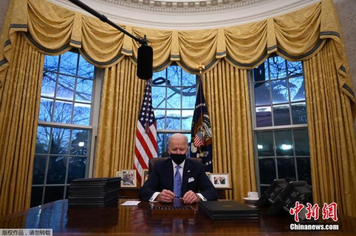 拜登再废特朗普时期移民规定 取消签证申请医保要求