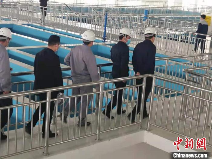 """新疆喀什""""一市两县""""城乡饮水提升工程投入运行"""
