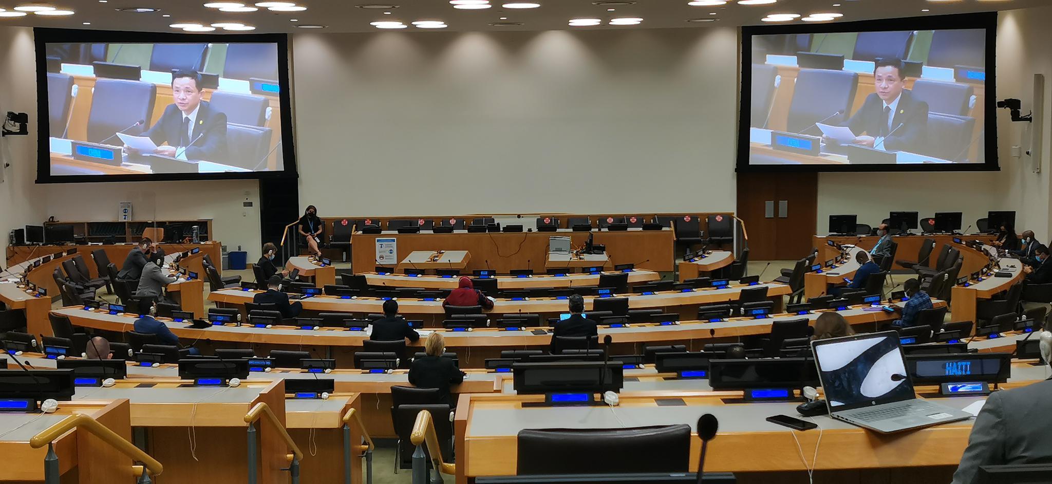 中国常驻联合国代表:某会费大国拖欠会费超10亿美元,中方深表关切