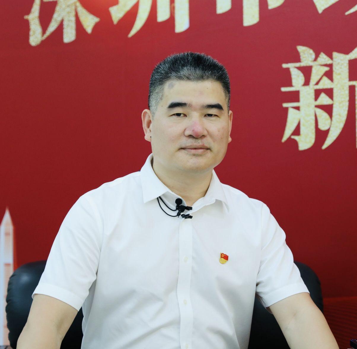 深圳热播网络科技有限公司董事长朱桂彩:一心向党打造红色新媒体
