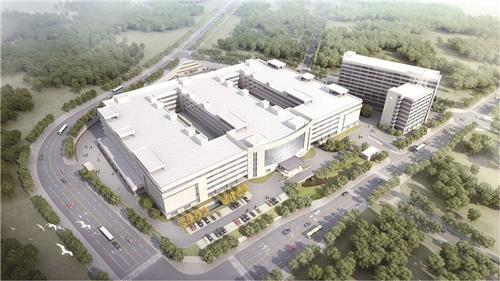 华联电子智能控制产业园年底竣工投产