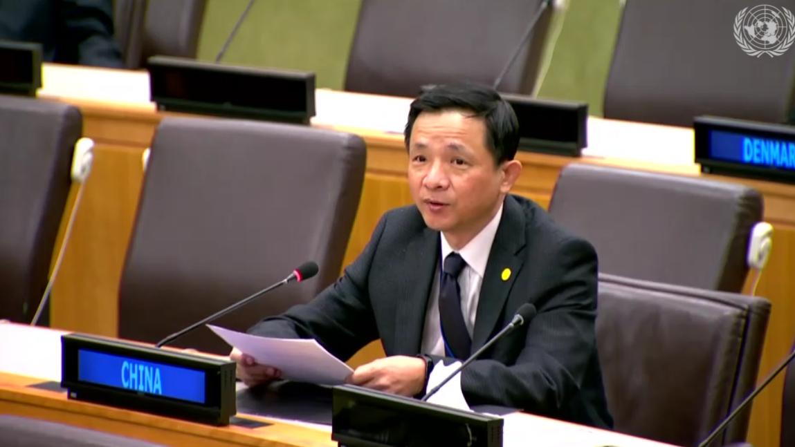 中国已及时足额缴纳联合国会费与摊款,某大国拖欠会费超10亿美元