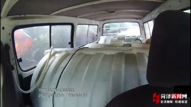 菏泽一男子涉及脱审、脱保、改装、酒驾多项交通违法行为被处罚