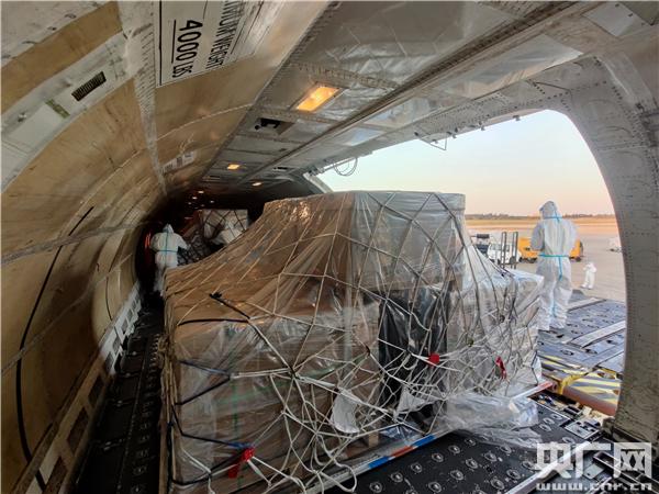 雅加达-新加坡-海口全货机航线开通