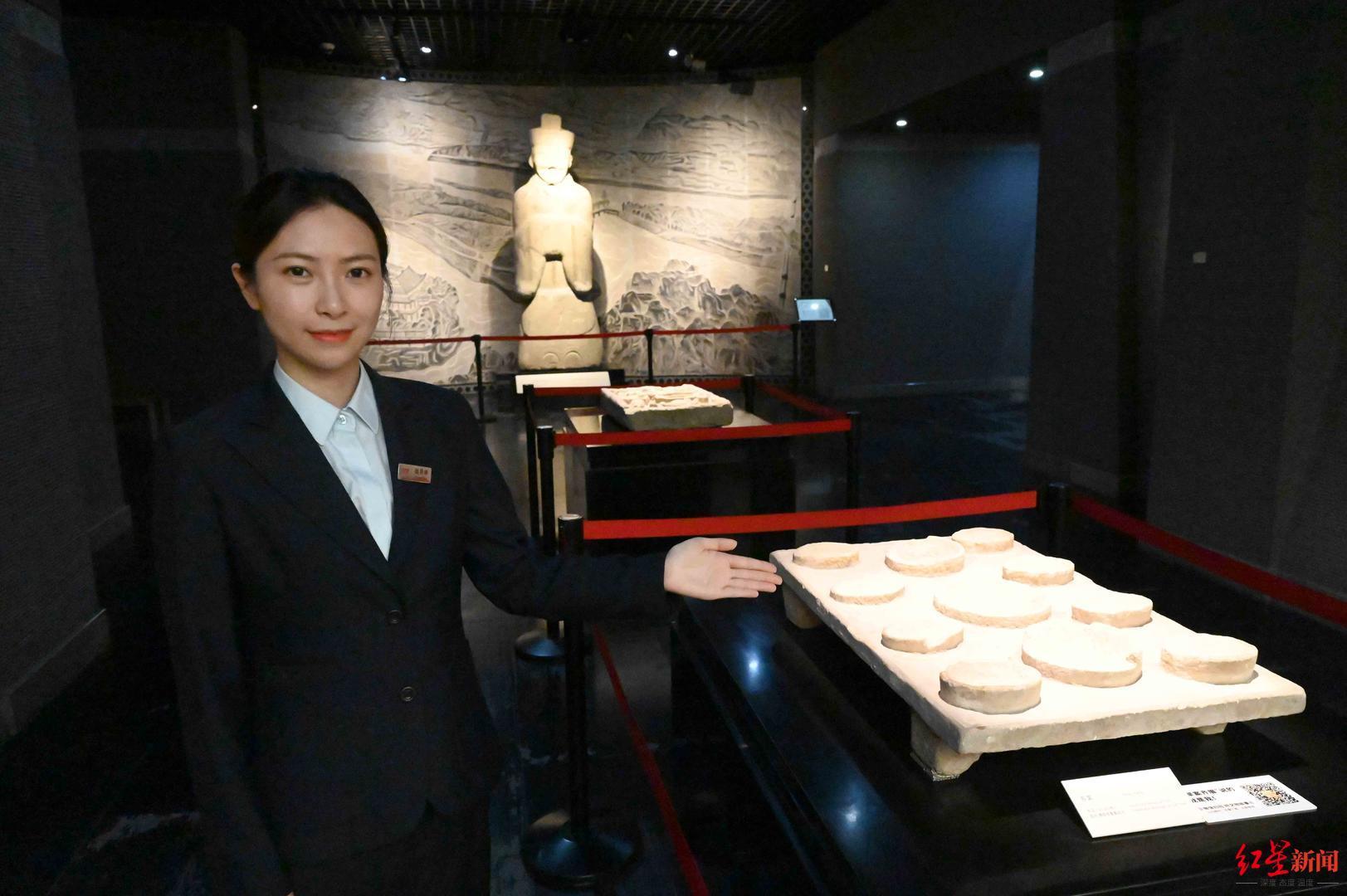 重新认识成都国宝系列①丨四川博物院:杯盘整齐的石案,忙碌专注的庖厨
