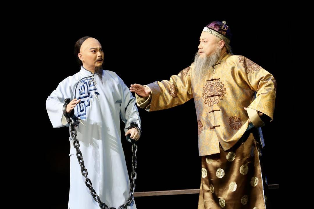 """一部""""廉吏诤臣""""的赞歌,京剧《游百川》今晚登陆江苏大剧院"""