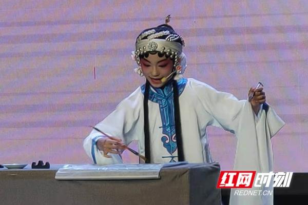 """贺家土小学荣获省少儿戏曲大赛""""小金花奖"""""""