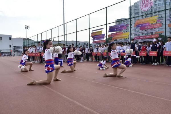 """历时8个月,133场市区级活动!2021年普陀区中小学生""""五育节""""正式开幕!"""